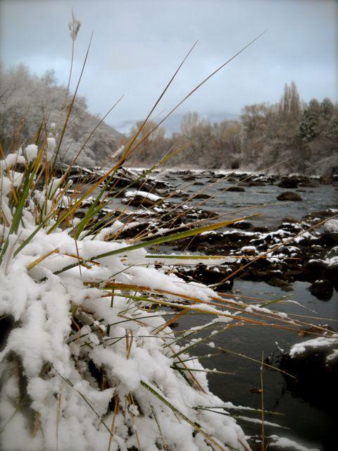 3,000th Blog Teaching: Durango's 1st Autumn Snow
