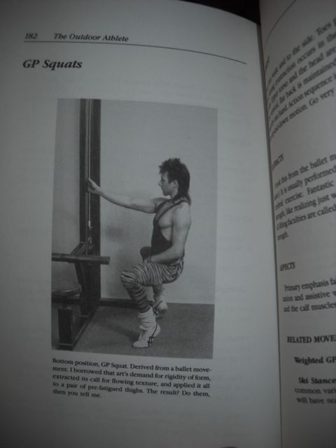 "Student Q&A:  (More) Exercises You've Never Heard Of…yet should!  ""GP Squats"""