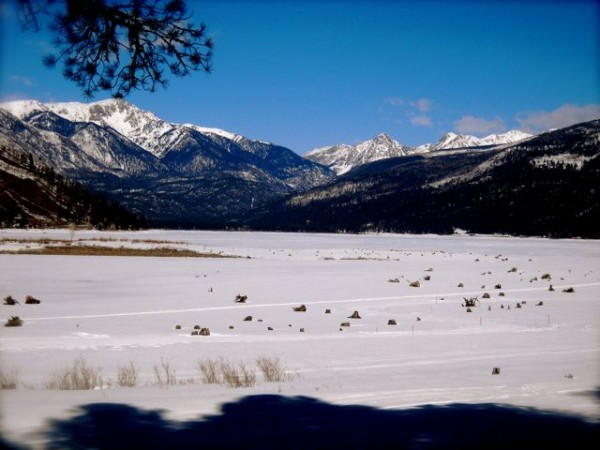 vallecito winter