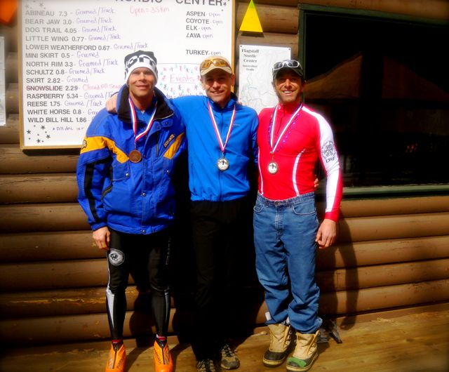 RACE REPORT: ilg Misses The Wax, But Not The Podium in Flagstaff