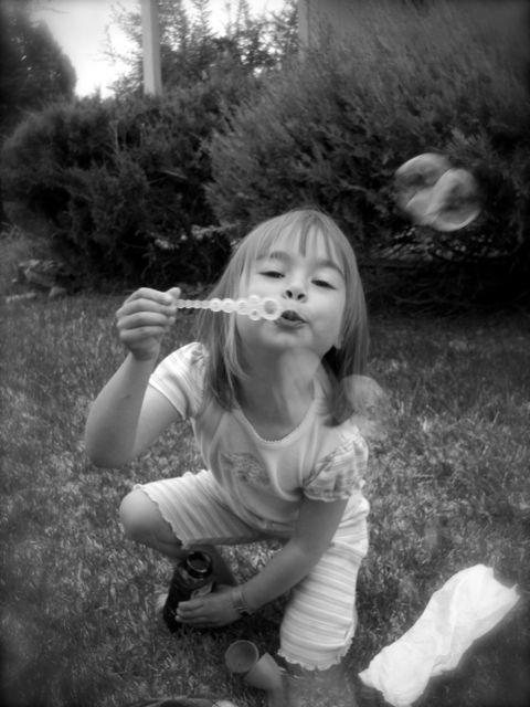 d bubbles