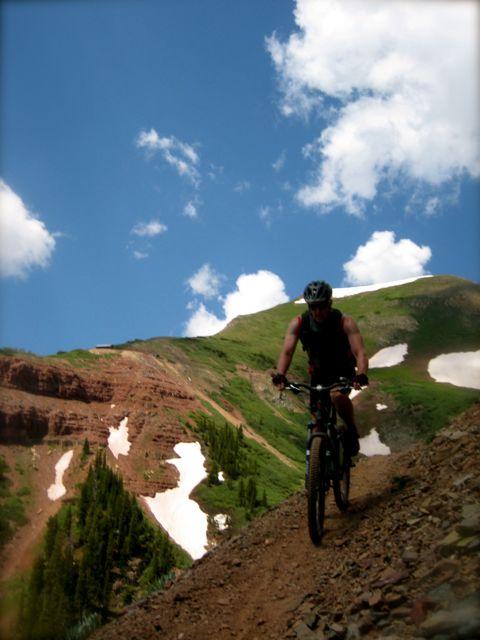 sliderock descent