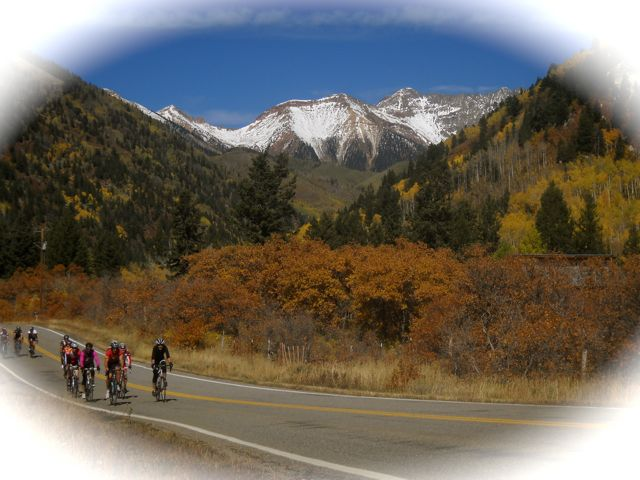 Pedaling Through  Paradise…and the buzz of self-propelled fitness among the last beautiful days of autumn..