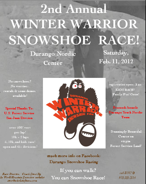 Winter Warrior 2012