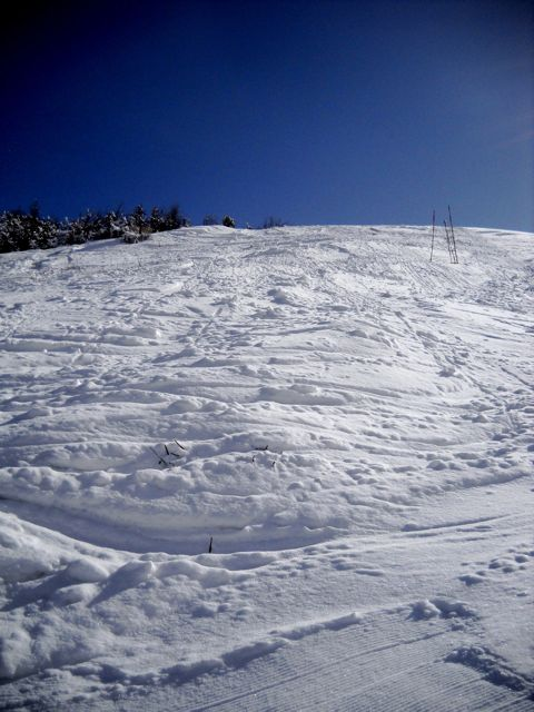 Of Skiing Spirals and Circles…and Signature Lines…