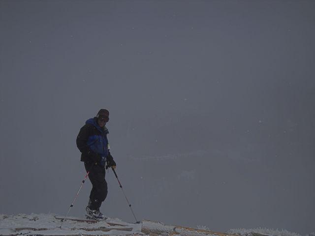 Wolf Creek; final ski day with 16″ of fresh Pow, baby!!!