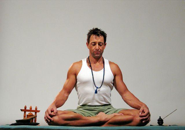 Ilg Meditates