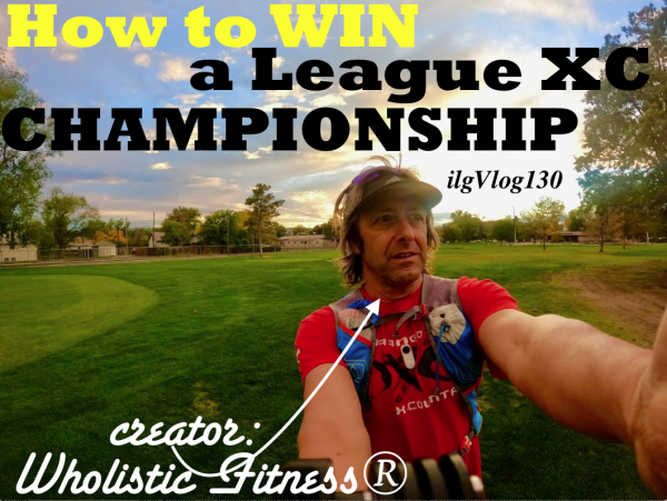 How To Win A League XC Championship!
